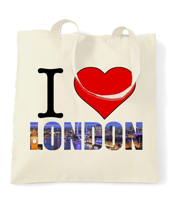 Tourist London England Slogan Natural