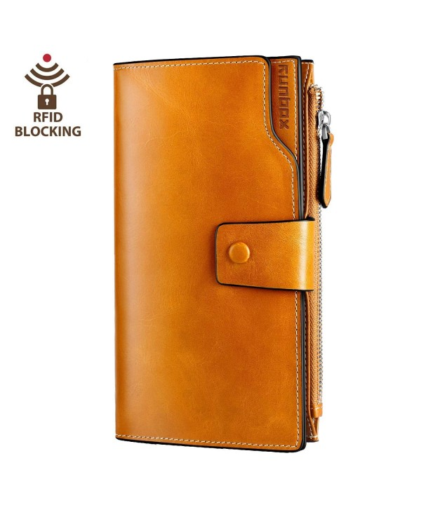 Blocking Capacity Genuine Leather RUNBOX