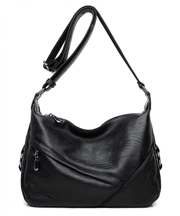 Molodo Women Leather Shoulder Handbag