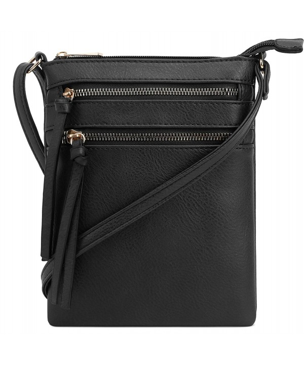 DELUXITY Crossbody Functional Pocket Adjustable