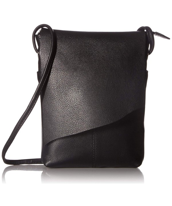 ili New York Leather Crossbody