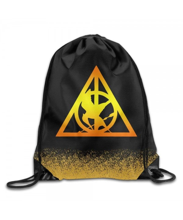 Hunger Potter Sports Drawstring Backpack