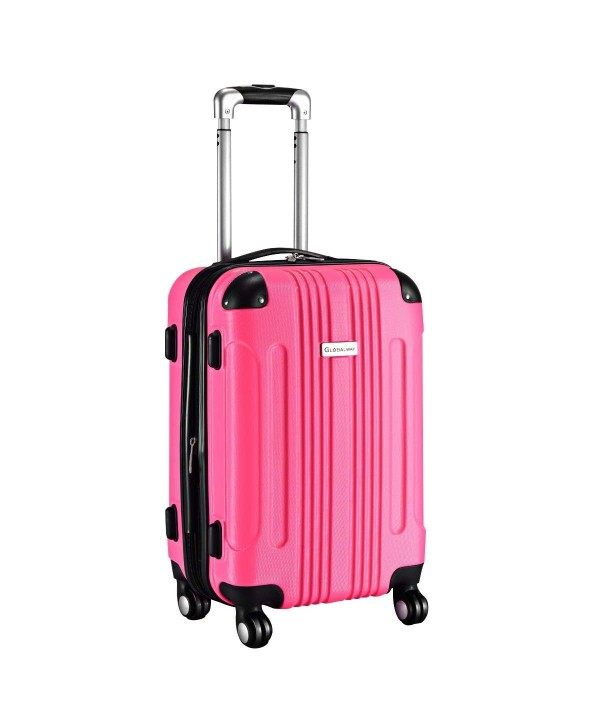 Goplus Expandable Hardside Suitcase GLOBALWAY