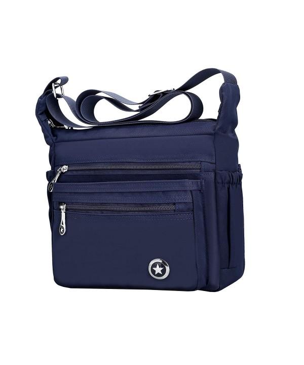 Fabuxry Shoulder Casual Messenger Handbags