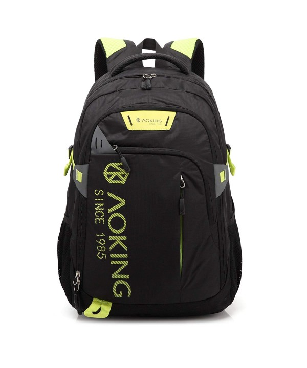 AOKING Resistant College Backpack Compartment