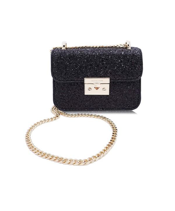 Purse Bag Shoulder Crossbody Glitter
