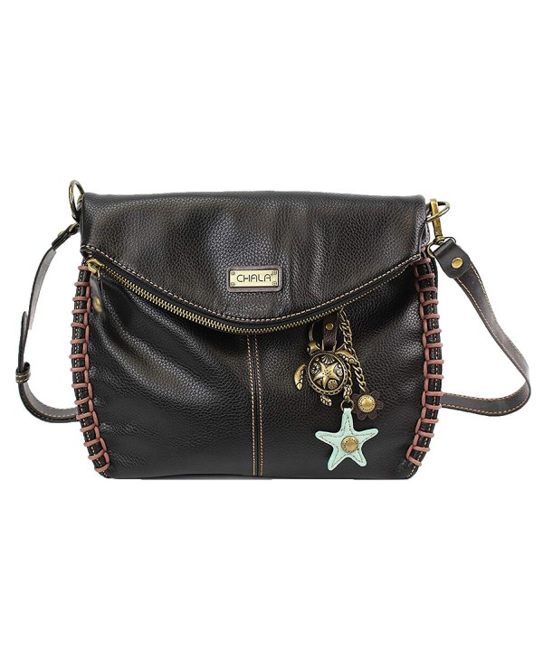 Charming Crossbody Zipper Shoulder Handbag