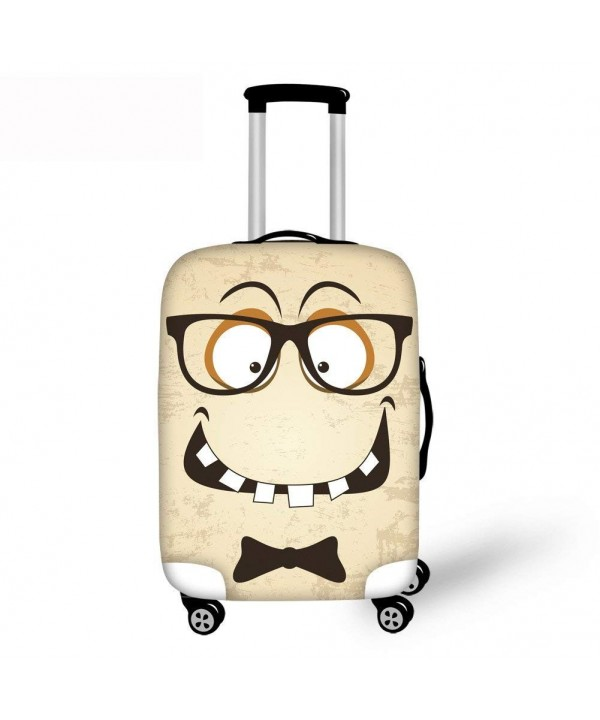Elastic Luggage Protector Suitcase Cover EMOJI2