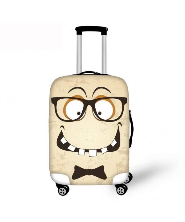 Elastic Luggage Protector Suitcase Cover EMOJI2
