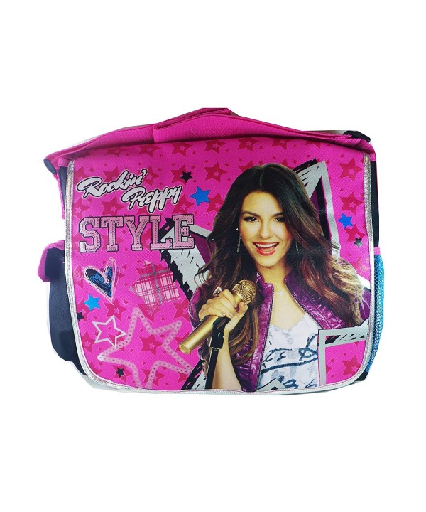 Rockin Preppy Style Victorious Messenger