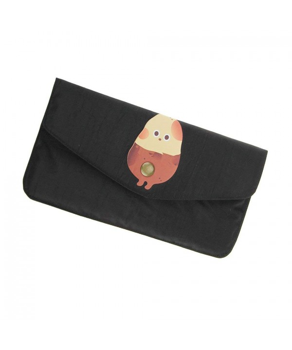 Fruits Canvas Wallet Holders Pouches
