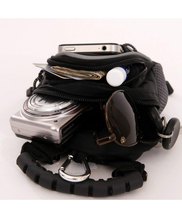 CMC Golf Zodiac Daypack Black