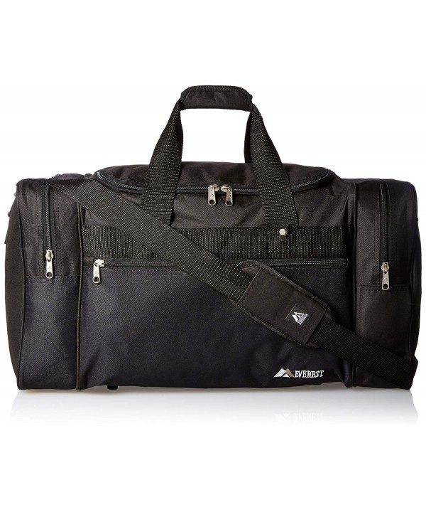 Everest Sports Duffel Large Black