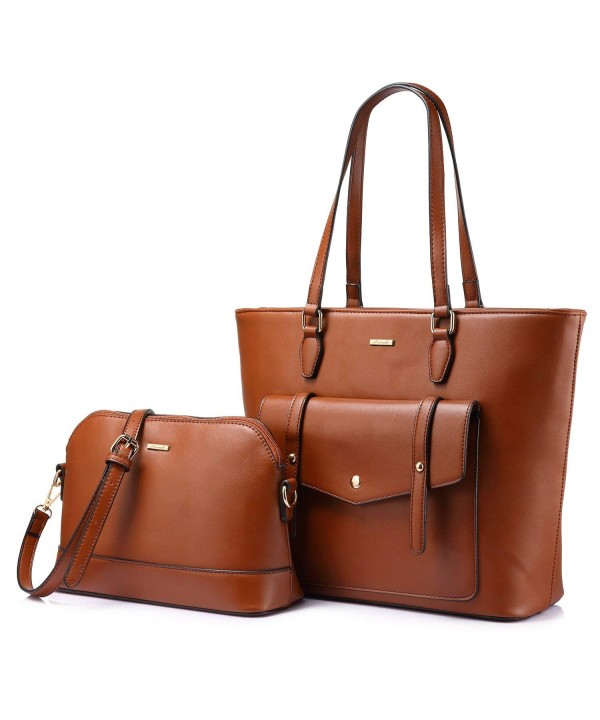 Handle Satchel Handbags Shoulder Travel