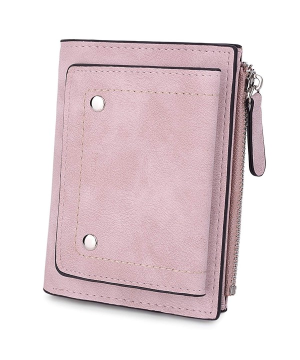 UTO Wallet Leather Hidden Holder