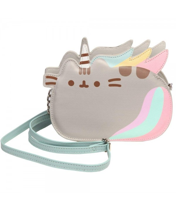 Pusheenicorn Cross Body Purse Standard