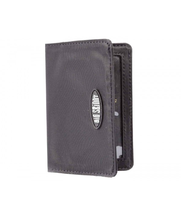 Big Skinny Wallet Holds Cards