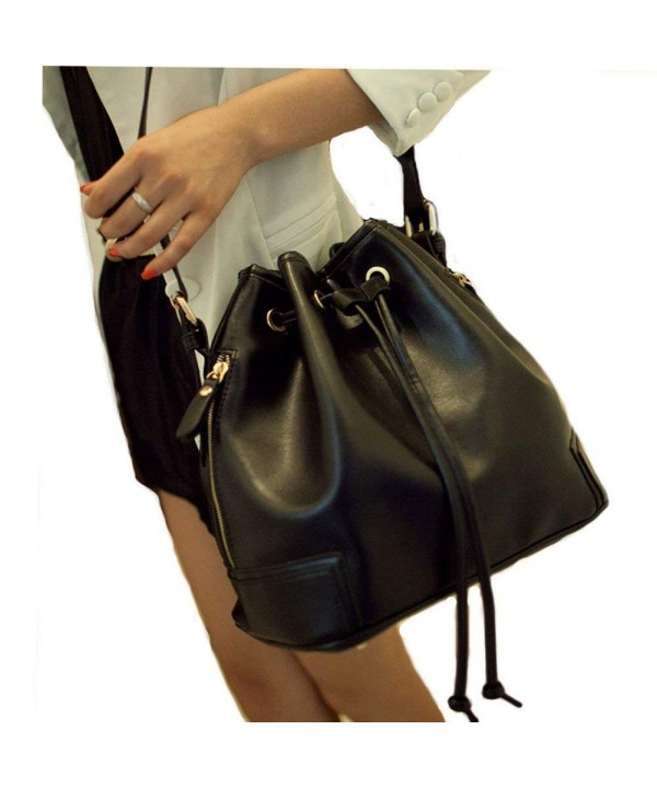 Catkit Fashion Drawstring Shoulder Crossbody