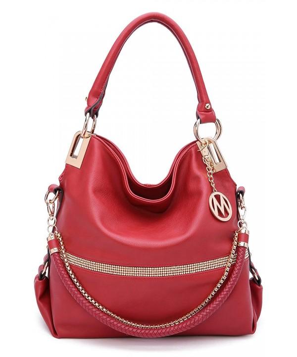 2e8cc042d7df Twister Shoulder Bag - Red-twister - CS185CGRS6C