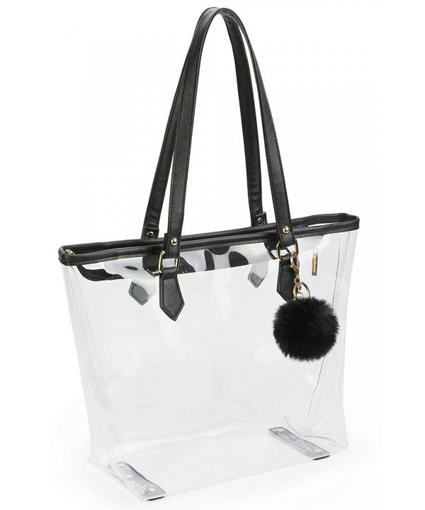 Large Transparent Shoulder Handbag Pendant