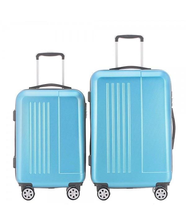 Fochier Luggage Lightweight Spinner Suitcase