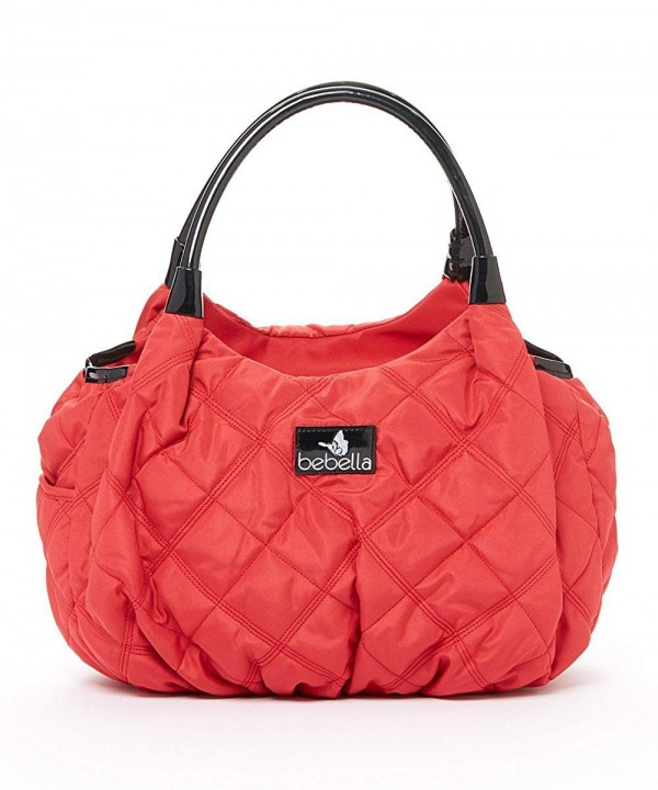 Cicciabella Lipstick Red Kamora Handbag