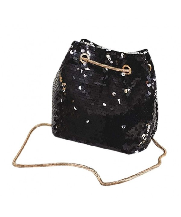 WILLTOO Sequins Fashion Handbag Shoulder