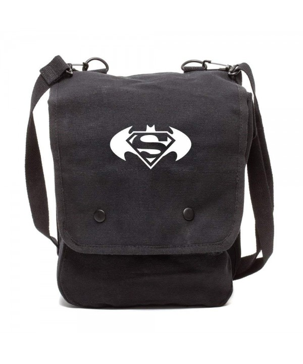 Grab Smile Batman Superman Crossbody