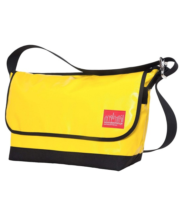 Manhattan Portage Vintage Messenger Yellow