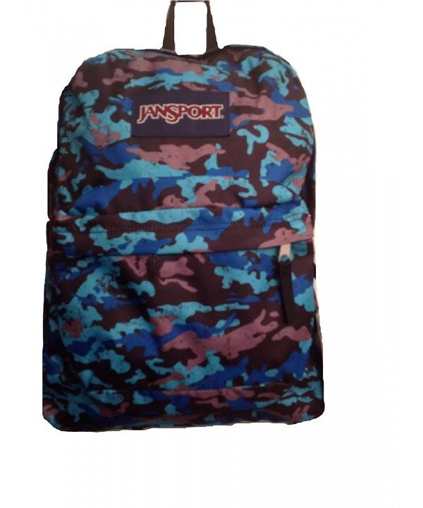 JanSport Classic Superbreak Backpack Blinded