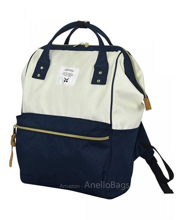 Anello Backpack Rucksack Waterproof Canvas