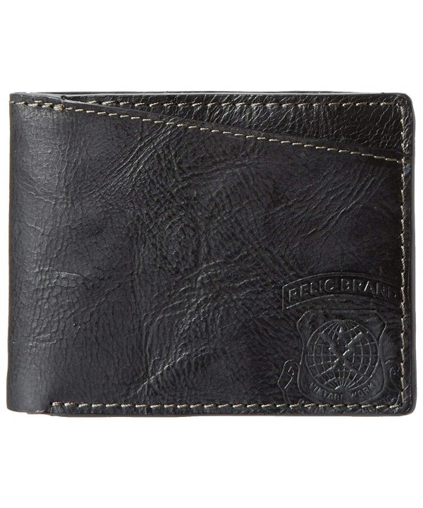 Relic Mens Hatch Traveler Wallet