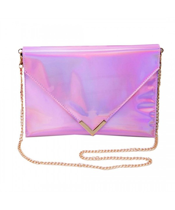 LABANCA Fashion Hologram Envelope Evening