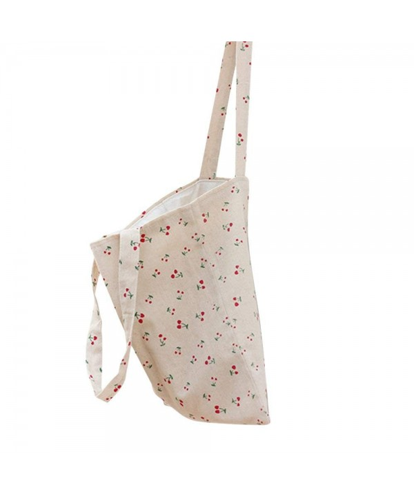 Flowertree Womens Animal Canvas L023 cherry