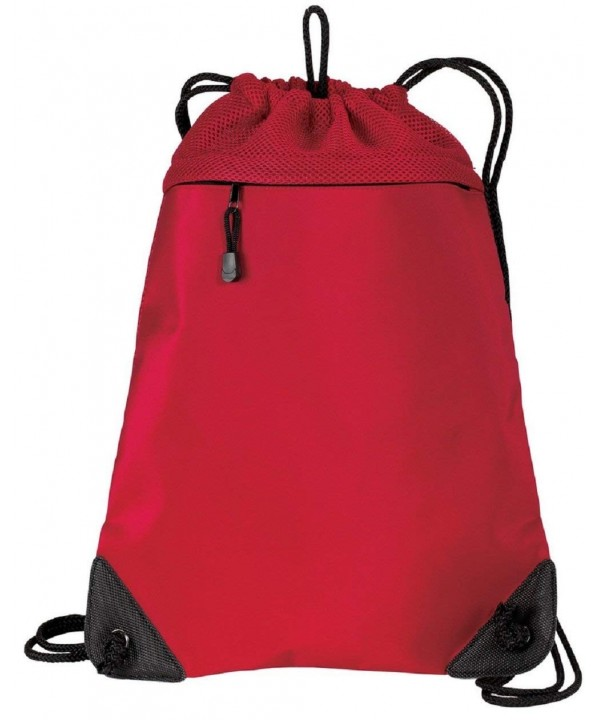 Fully Breathable Drawstring Backpack Cinch