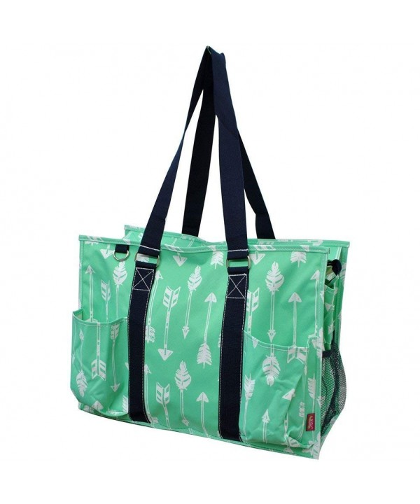 Arrow Print NGIL Zippered Organizer