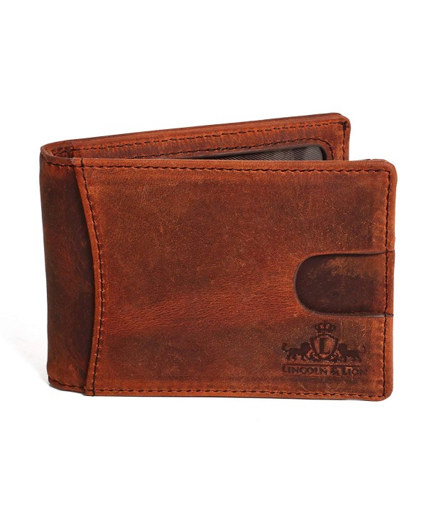 Leather Credit Wallet Holder protecting