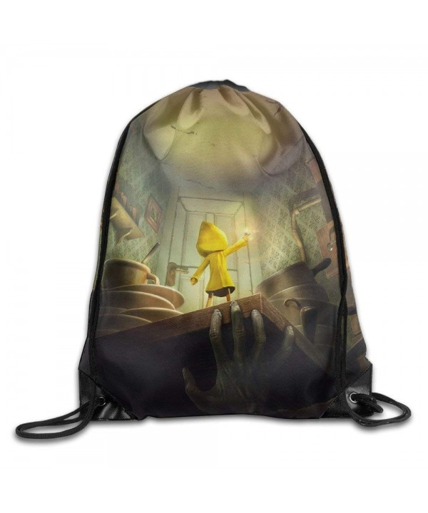 Diablo Little Nightmares Drawstring Backpack