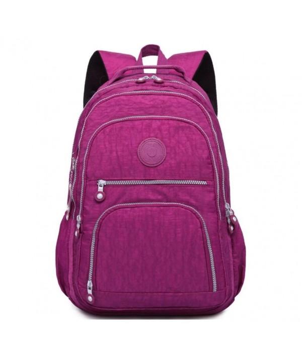 Daypack Resistance Schoolbag Computer Backpack