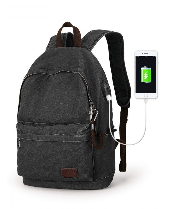 Muzee Backpack Charging Lightweight Anti Theft