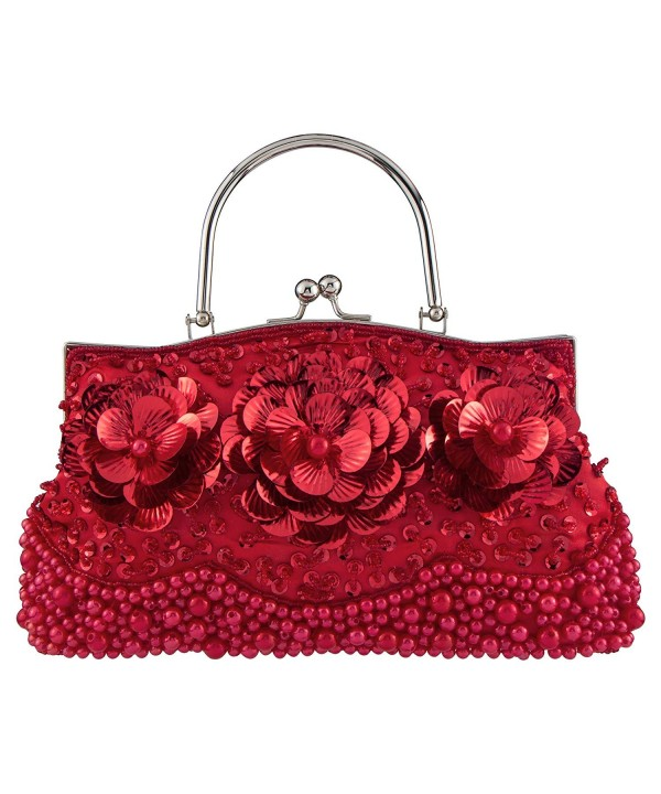 Bagood Evening Handbag Clutches Shoulder