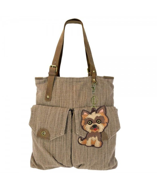 CHALA Yorkshire Terrier Collection 907 Brown