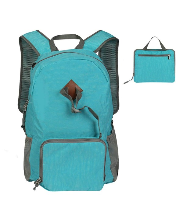 GEEKERBUY Foldable Backpack Camping Outdoor