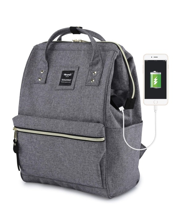 Himawari Backpack Charging College Rucksack