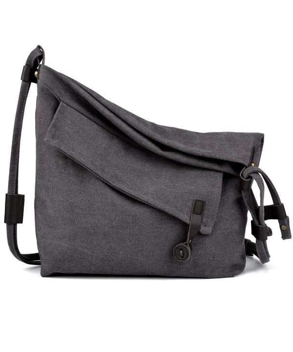 COOFIT Canvas Crossbody Messenger Shoulder