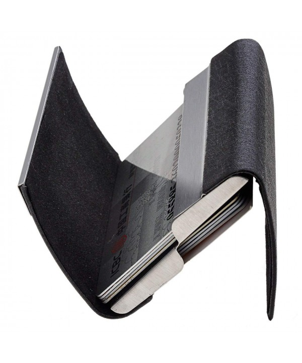 Ayliss Business Holder Leather Magnetic