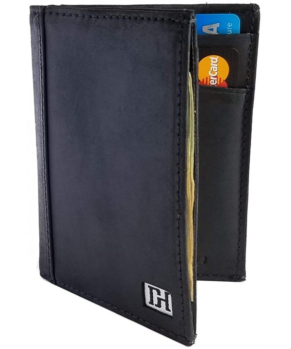 Mens Wallets Leather Bifold Wallet