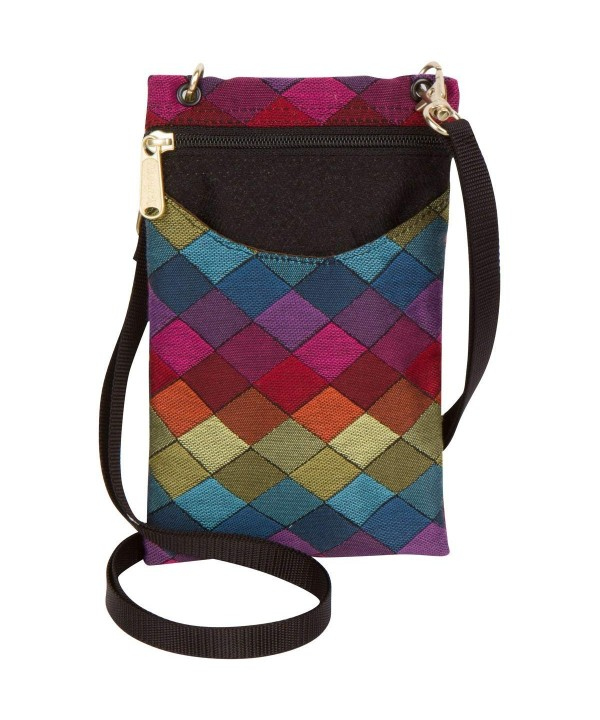 Danny Tapestry Crossbody Passport Handmade