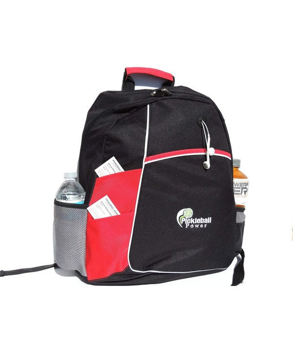 Pickleball Marketplace Metro Backpack embroidered