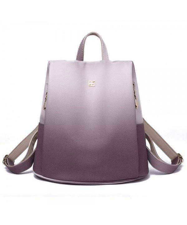 SJMMBB Burglarproof knapsack womens backpack